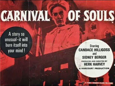 Carnival Of Souls  #American Horror | Old Black and White Hollywood Movies | Old English Full Films