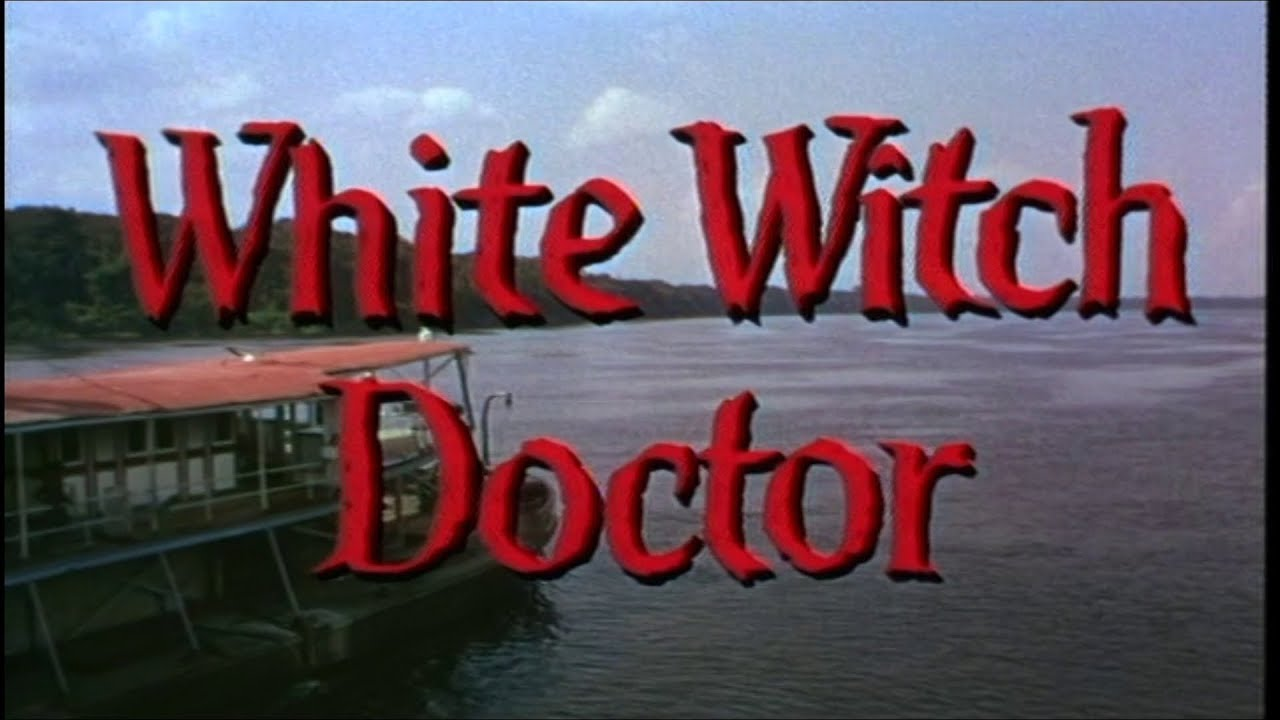 White Witch Doctor (1953) Susan Hayward, Robert Mitchum