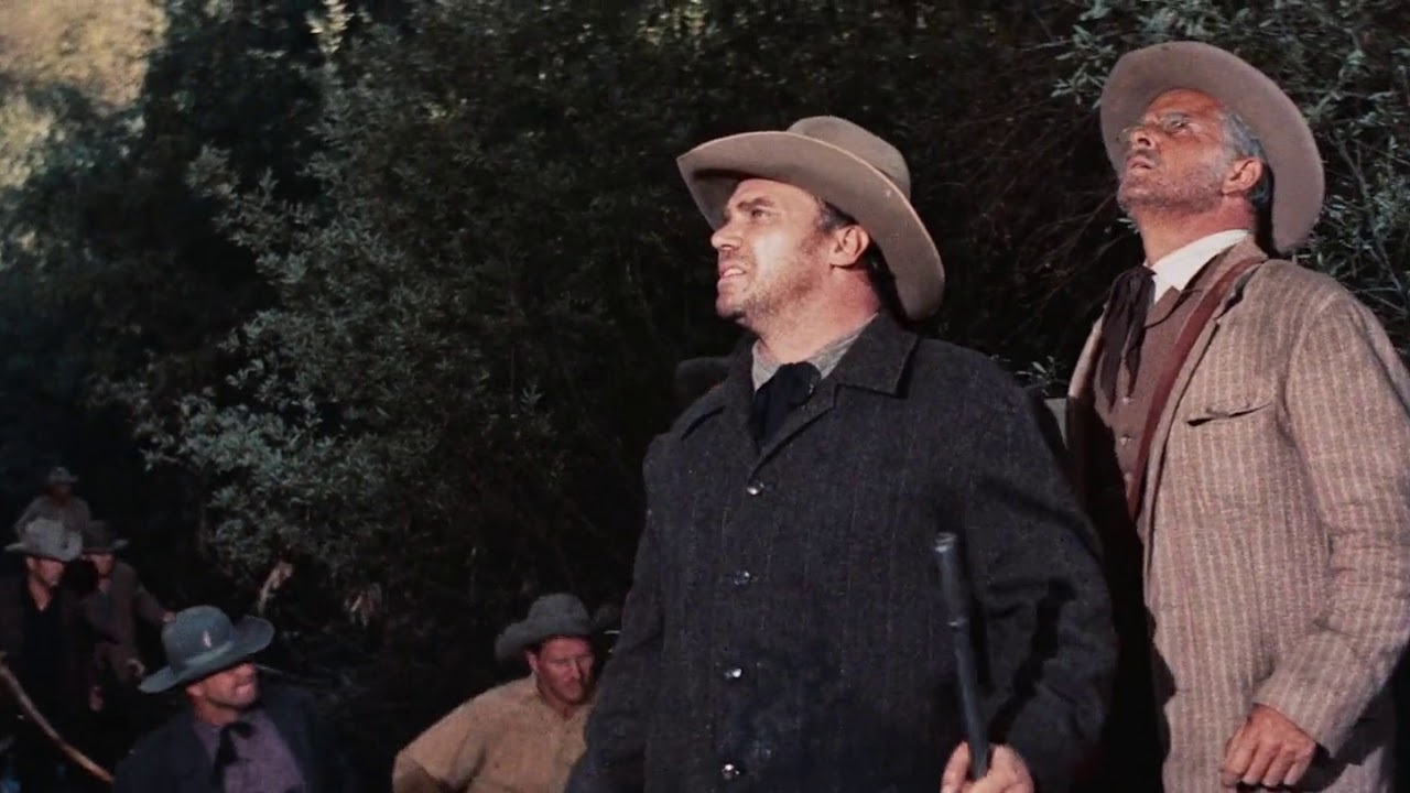 The True Story of Jesse James (1957) (1080p) (w/ Eng subtitle)