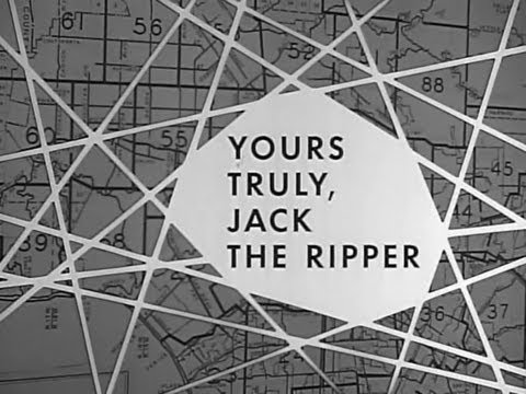Boris Karloff's Thriller - Yours Truly, Jack The Ripper