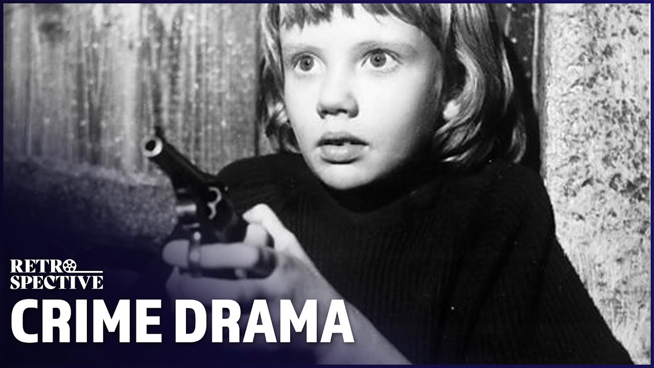 Hayley Mills | Tiger Bay (1959) Classic Crime Drama Full Movie | 1960 BAFTA-Winning Film