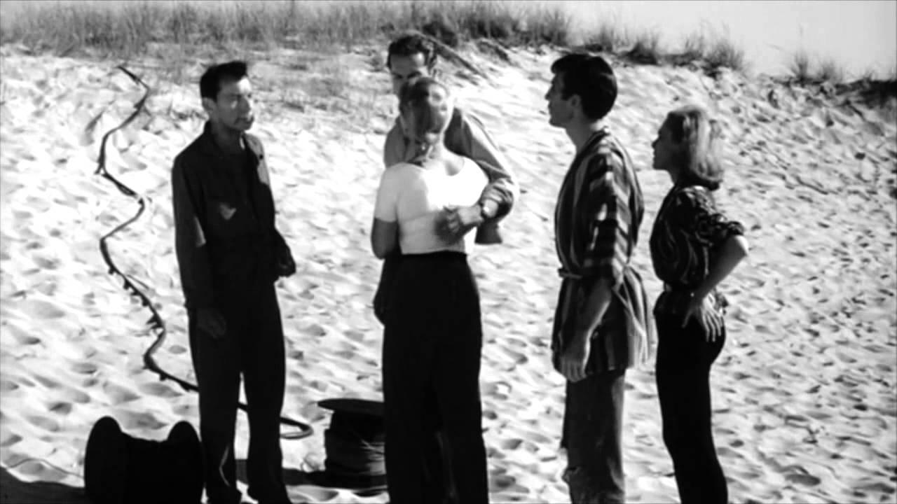 The Flesh Eaters (1964/2): (Full-Length w/Nazi Exper. Scene Re-Added; 720p HD)