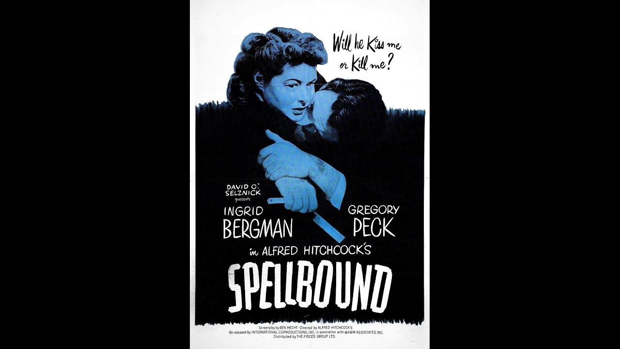 Spellbound (1945) Alfred Hitchcock, 720p