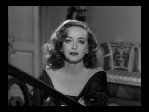 """Bette Davis - """"Busy Little Bees"""" from All About Eve (1950)"""
